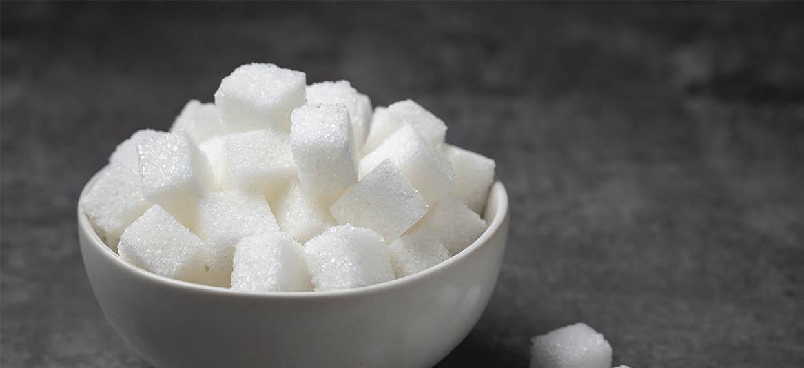 como diminuir o açúcar