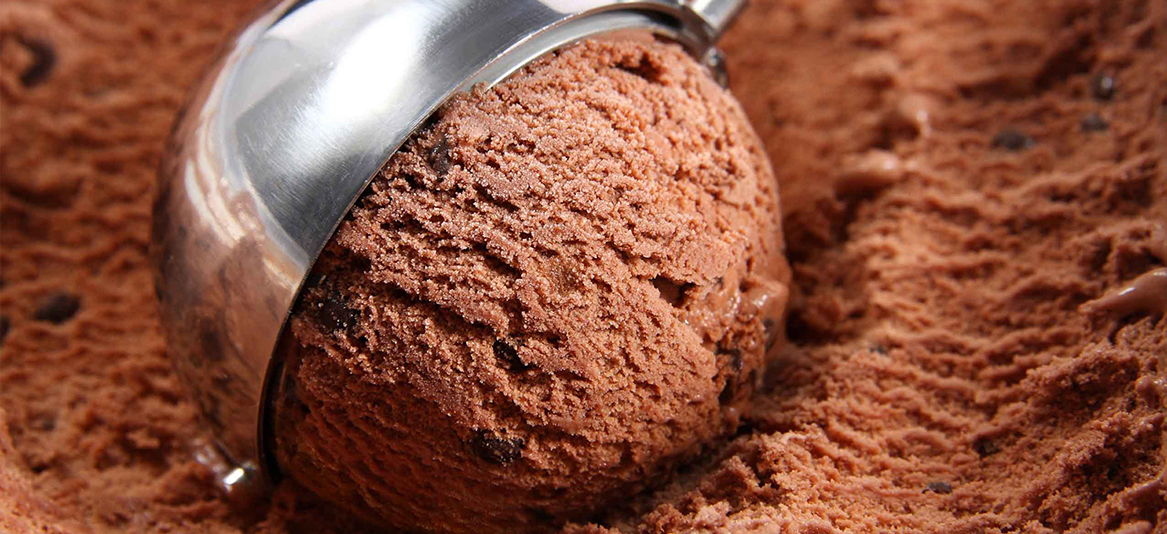 consumo de sorvete