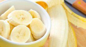 banana e câimbra